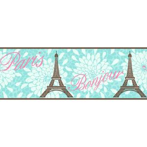 Paris Border KS2263B