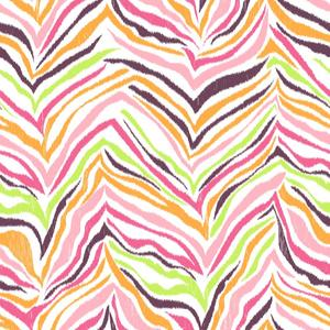 Multi Zebra Wallpaper KS2295