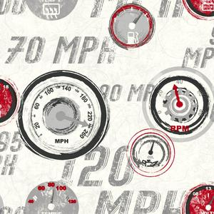Race Car Gauges Wallpaper KS2325