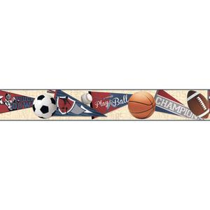Sports Ball Border KS2356BD