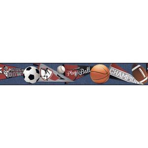 Sports Ball Border KS2360BD
