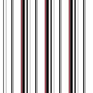 Wide Multi Stripe Wallpaper KS2447