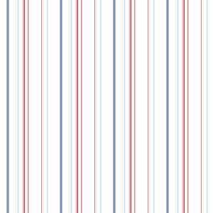 Wide Multi Stripe Wallpaper KS2450