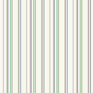 Wide Multi Stripe Wallpaper KS2453