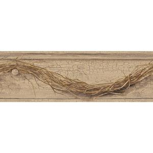 Grapevine Twig Border Wallpaper AC4349BD