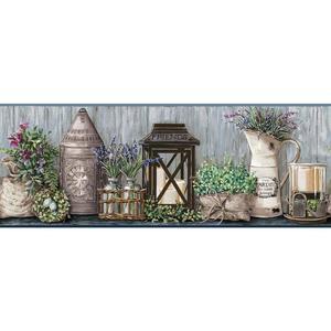 Garden Border Wallpaper AC4357BD
