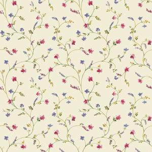 Country Floral Trail Wallpaper AC4426
