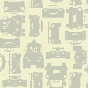 Lightning & Mater Wallpaper DS7668