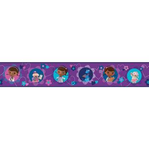 Doc Mcstuffins & Friends Border DS7676BD