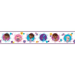 Doc Mcstuffins & Friends Border DS7677BD