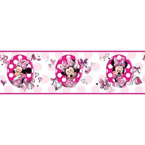 Fashionista Minnie Border DS7702BD