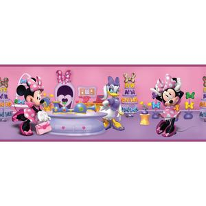 Minnie Bowtique Border DS7711BD