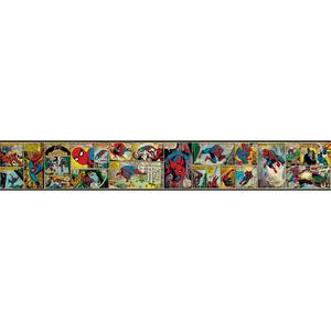 Comic Classic Spiderman Border DS7824BD