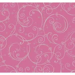 Perfect Princess Scroll Wallpaper DS7863