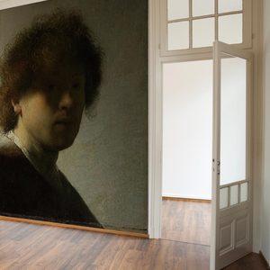 Self-portrait, Rembrandt Harmensz. van Rijn