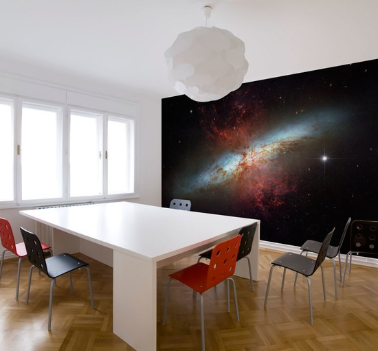 the magnificent starburst galaxy - photo #40