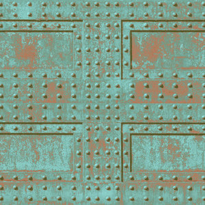 Metropolitan - Copper Rust