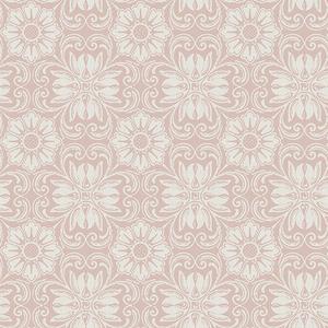 Hessle Pink Floral Wallpaper