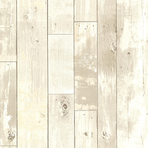 Ashwile Taupe Wood Wallpaper