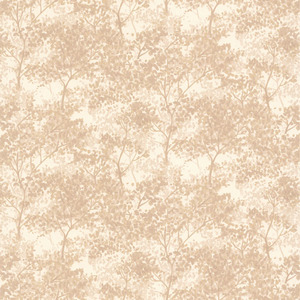 Lavinia Taupe Tree Forest Wallpaper