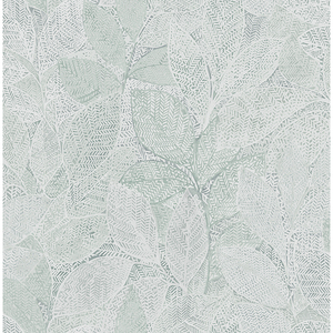 Niabi Green Leaves Wallpaper
