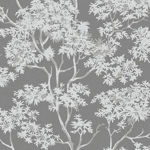 Paix Charcoal Trees Wallpaper