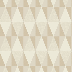 Jester Beige Diamonds Wallpaper