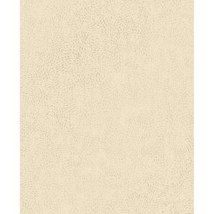Chrysanth Gold Flower Pattern Wallpaper