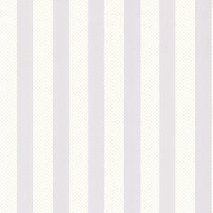 Ditsy Purple Trellis Stripe Wallpaper