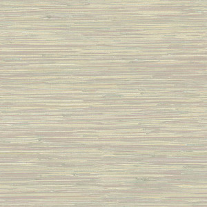 Natalie Gold Faux Grasscloth Wallpaper