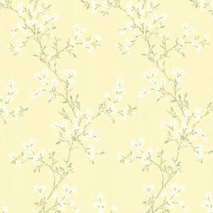 Altha Yellow Jasmine Trail Wallpaper