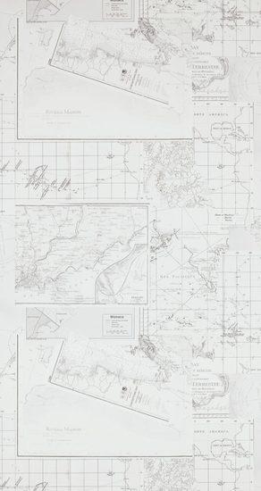 Sea Maps I