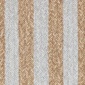 Plantation Rattan Stripe