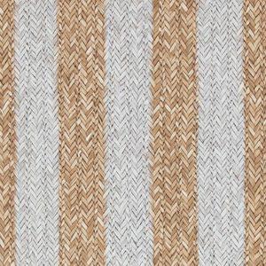 Plantation Rattan Stripe