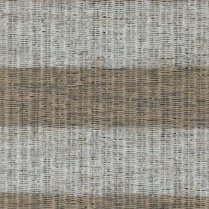 Rustic Rattan Stripe