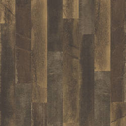 Antique Floorboads Brown Wood Wallpaper