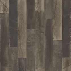 Antique Floorboads Grey Wood Wallpaper