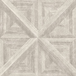 Carriage House Neutral Wood Wallpaper