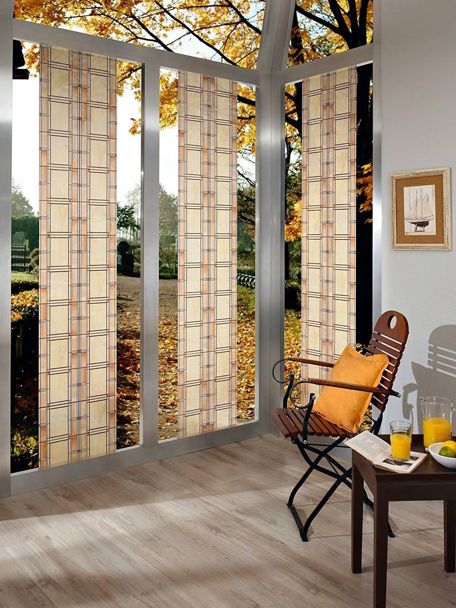 Stained Glass Window Film Designyourwall