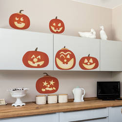 Jack-O'-Lantern - Wall Decal